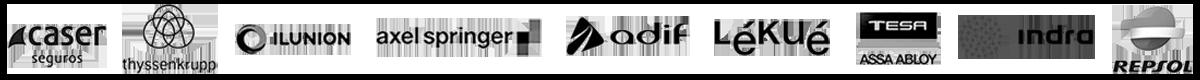 Logos empresas Héctor Robles